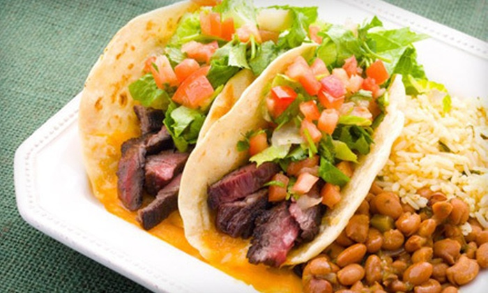 Costa Vida - Tulsa: Mexican Food for Two or Four at Costa Vida (Half Off)