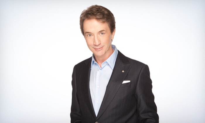 Vancouver Comedy & Arts Fest Presents Martin Short, Bob Saget, or Margaret Cho - Downtown Vancouver: Vancouver Comedy & Arts Fest Show with Martin Short, Bob Saget, or Margaret Cho (Up to 48% Off)