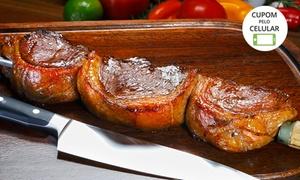 Fazenda Viganó Contagem - Eldorado: Rodízio de carnes para 1 ou 2 pessoas na Fazenda Viganó – Contagem (Eldorado)