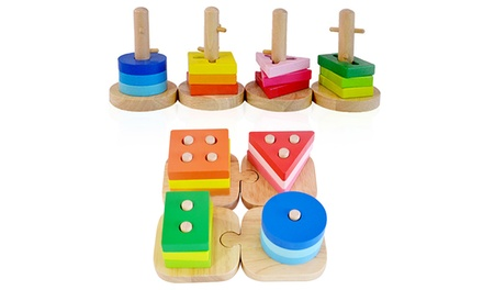 Colour and Shape Sorting Toy