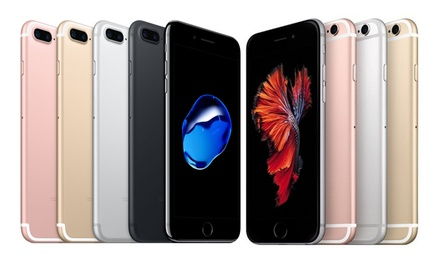 Apple iPhone 6/6S/7 reconditionné à Neuf Premium + Protecteur en Verre trempé offert, Garanti 1 an, livraison offerte