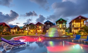 Villas at Oceanfront Resort in Belize at X'tan Ha a Waterfront Paradise Resort, plus 6.0% Cash Back from Ebates.