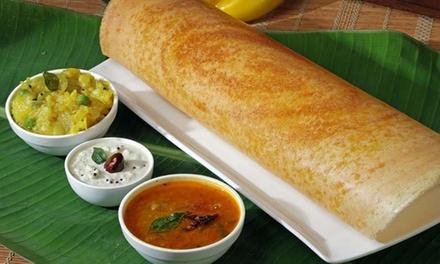 Kuchnia Indyjska 3 Daniowa Uczta Z Napojem Dla 1 Osoby Za