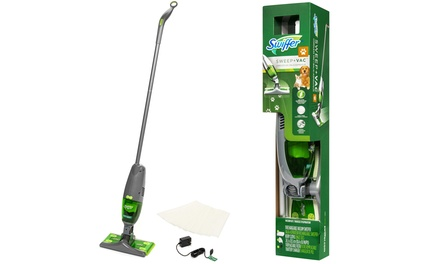 Up To 20 Off On Swiffer Sweep And Vac 11 Pc Groupon