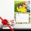 Personalised Wall/Desk Calendar