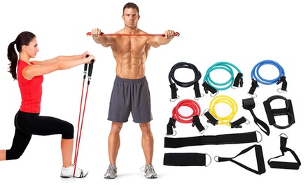 or 11 Resistance Bands Sets
