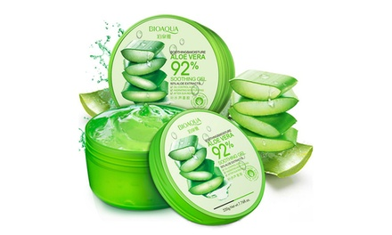 Crema gel all'aloe vera Bioaqua