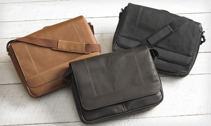 Wilson Leather Messenger and Tablet Bags: Wilson Leather Messenger and Tablet Bags (Up to 71% Off). Nine Styles Available. Free Shipping and Free Returns.