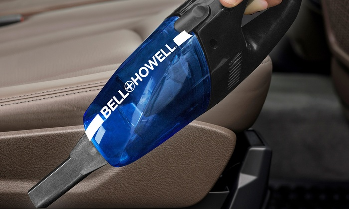Up To 34 Off On Bell Howell Car Vacuum Cleaner