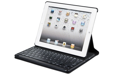 Monoprice Solidmate Keyboard Folio for iPad 2,3,4 at Acedepot