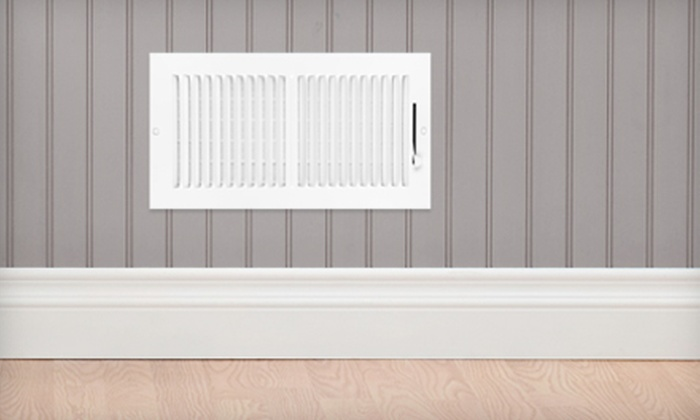 Indoor Air of America - Cascade Chipita Park: $49 for a Whole-House Air Duct and Dryer Vent Cleaning from Indoor Air Of America ($279 Value)