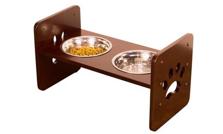 Adjustable Pet Feeder 903c3370-1ae1-11e7-bf12-002590604002