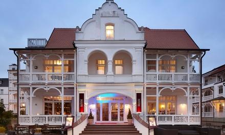 Rügen: 3-8 Tage für Zwei im 2-Zimmer-Apartment inkl. Halbpension im Hotel Villa Belvedere