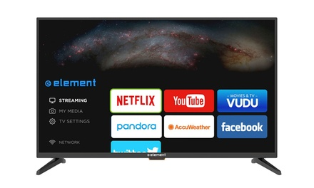"Element 50"" 4K UHD Smart LED TV (Refurbished)"