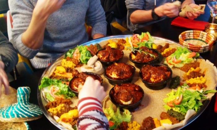 Cuisine éthiopienne Abyssinia Restaurant Groupon - Cuisine ethiopienne
