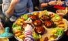 Abyssinia Restaurant - Strasbourg: Cuisine éthiopienne avec un menu comportant entrée et plat pour 2 personnes à 29,90 € chez Abyssinia Restaurant