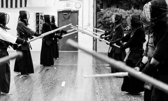 U.S. Hwa Rang Kwan Kumdo - Ellicott City: Three-Day or One-Month Kumdo Sword-Fighting Trial with Private Classes at U.S. Hwa Rang Kwan Kumdo (Up to 74% Off)