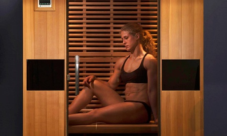 One, Three, or Five Infrared-Sauna Sessions at Cryotherapy Indy (Up to 48% Off)