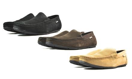 Lambretta Men's Slip-On Shoes