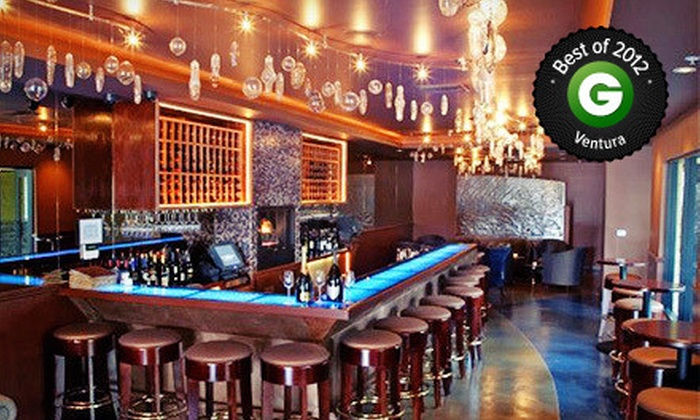 Bellavino Wine Bar - Thousand Oaks: $25 for Four Signature Mixed Drinks and Two Starters for Two People at Bellavino Wine Bar (Up to $84 Value)