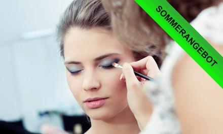120 Min. Make-up Workshop inkl. Begrüßungs-Prosecco für 1 oder 2 Personen bei DG einfach schön sein (bis zu 63% sparen*)