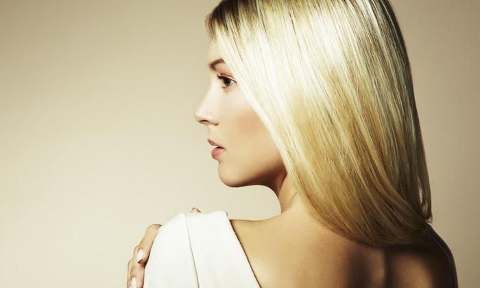 Flair Hair Studio - North Raleigh: $30 for $55 Worth of Services — Flair Hair Studio NC-Ali Haus
