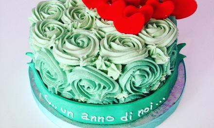 1,5 o 2,5 kg di torta cake design