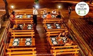 Villa Itália Ristorante: Villa Itália Ristorante - Santa Amelia:rodízio de pizza para 1 ou 2 pessoas - de segunda a quinta