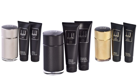 Dunhill London Icon Four-Piece Gift Set For Men from AED 229 (36% Off)