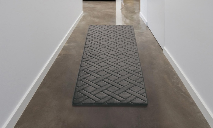 Up To 72 Off On 24 X60 Bath Rug Runner Groupon Goods