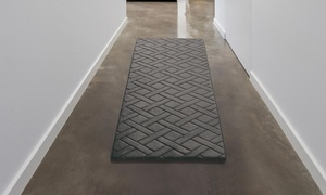 "Oversized 24""x60"" Memory Foam Bath Rug Runner"