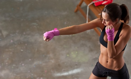 $35 for $140 Worth of Boxing Lessons — BC Kickboxing & BJJ