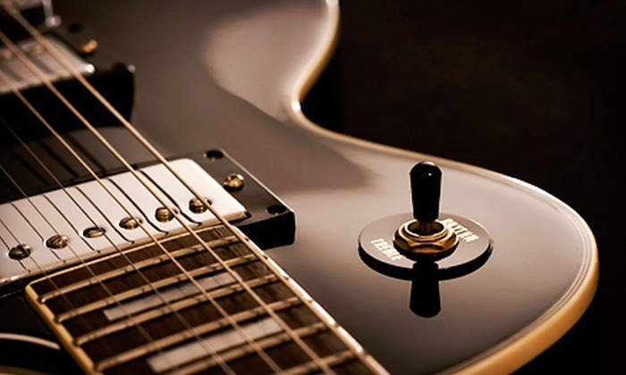 Rock Inc. - Rock Inc.: $59 for Four 30-Minute Music Lessons at Rock Inc. in Citrus Heights ($120 Value)