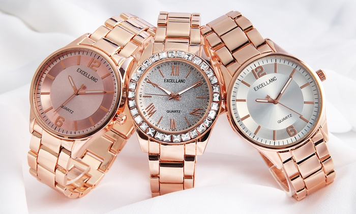 Excellanc Women's Watches from £13.99