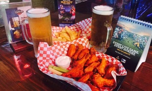 Drink Texas Sports Bar: Up to 42% Off Bar Food at Drink Texas Sports Bar