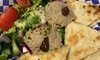 Up to 40% Off Food and Drink for Dine-In at Gyro Aegean Grill
