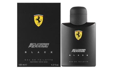Ferrari Black Mens 125ml Eau de Toilette Spray