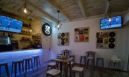 Menú para 2 o 4 con entrante, principal, postre y bebida en Magavi San Fernando (hasta 57% de descuento)