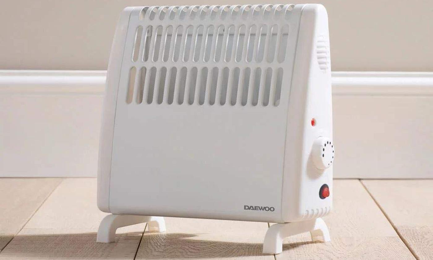 Daewoo 450W Mini Convector Heater