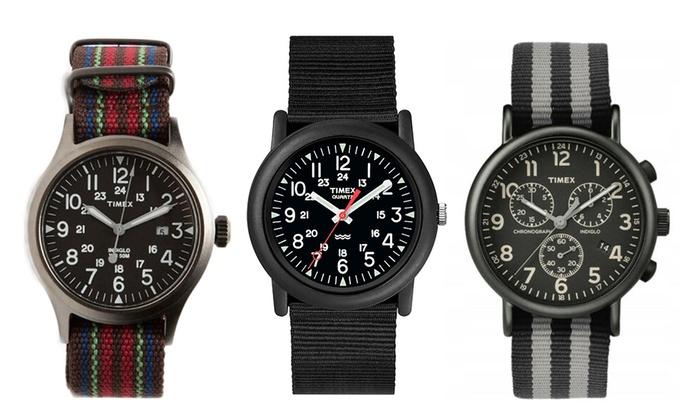 99c3edaf2804 Reloj para hombre Timex