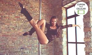 Escola de Pole Dance Drielly Cristine: 1, 3 ou 6 meses de pole fitness ou sexy pole na Drielly Cristine – Taquaral