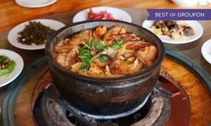 Fire Town: Fondue chinoise pour 2 personnes à 22,90 € au restaurant Fire Town