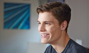 18 8 Fine Men's Salons : Executive Cut with Optional Add-On Service at 18|8 Fine Men's Salons (Up to 43% Off)