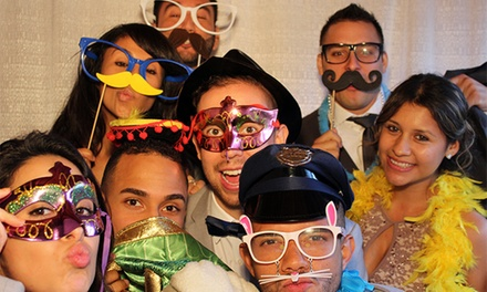 $398 for $795 Worth of PhotoBooth Rental  Music In Live Productions
