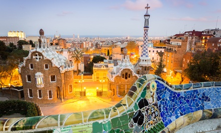 ✈ Barcelona: 2 to 3 Nights with Return Flights and Option for Tour at Choice of Hotels*