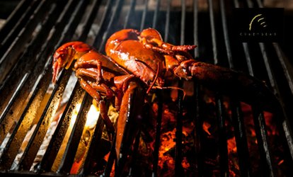 image for Mixed Seafood Platter and Premium Champagne at The Crazy Bear £24.95 (57% off)