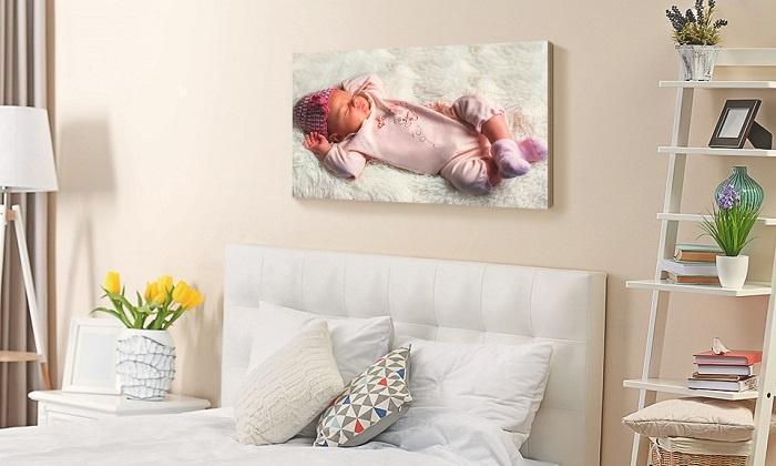 Photo.Gifts DCO: Imprimez une photo sur bois naturel chez Photo.Gifts à partir de 7,99 €