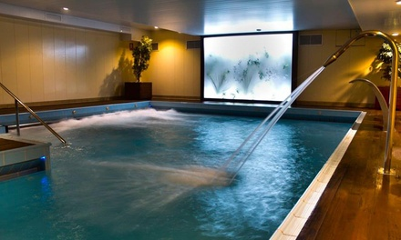 Circuito spa para dos personas con opción a masaje relajante desde 19,95 € en Spa Marino Lodomar