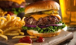 Ombre Rosse (Roma): Menu hamburger con bevanda e dessert per 2 persone da Ombre Rosse a Trastevere (sconto fino a 71%)