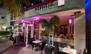 Otentic Fresh Food Restaurant: Up to 40% Off French cuisine for 2 or 4 at Otentic Fresh Food Restaurant